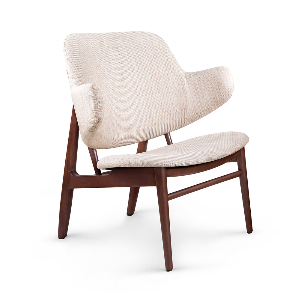ELBA LOUNGE CHAIR OATMEAL