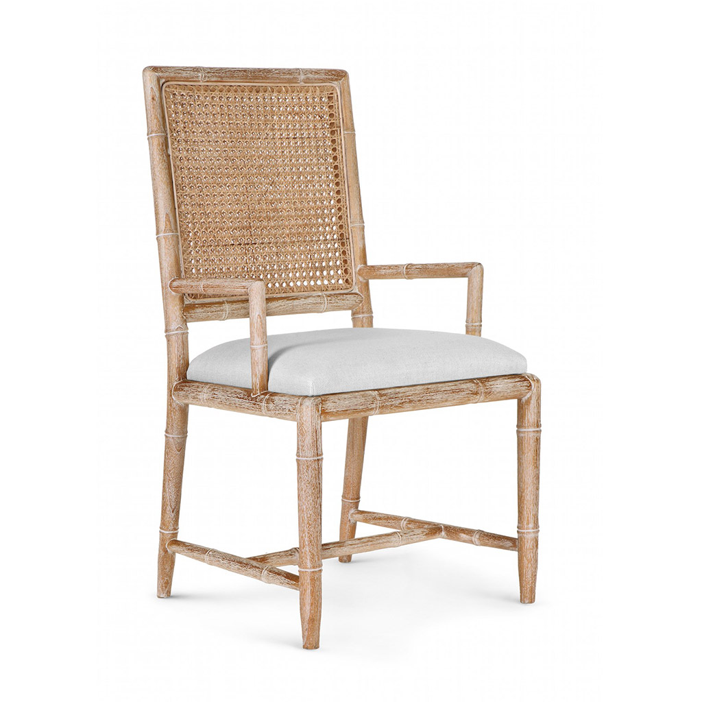 AUBREY NATURAL ARMCHAIR
