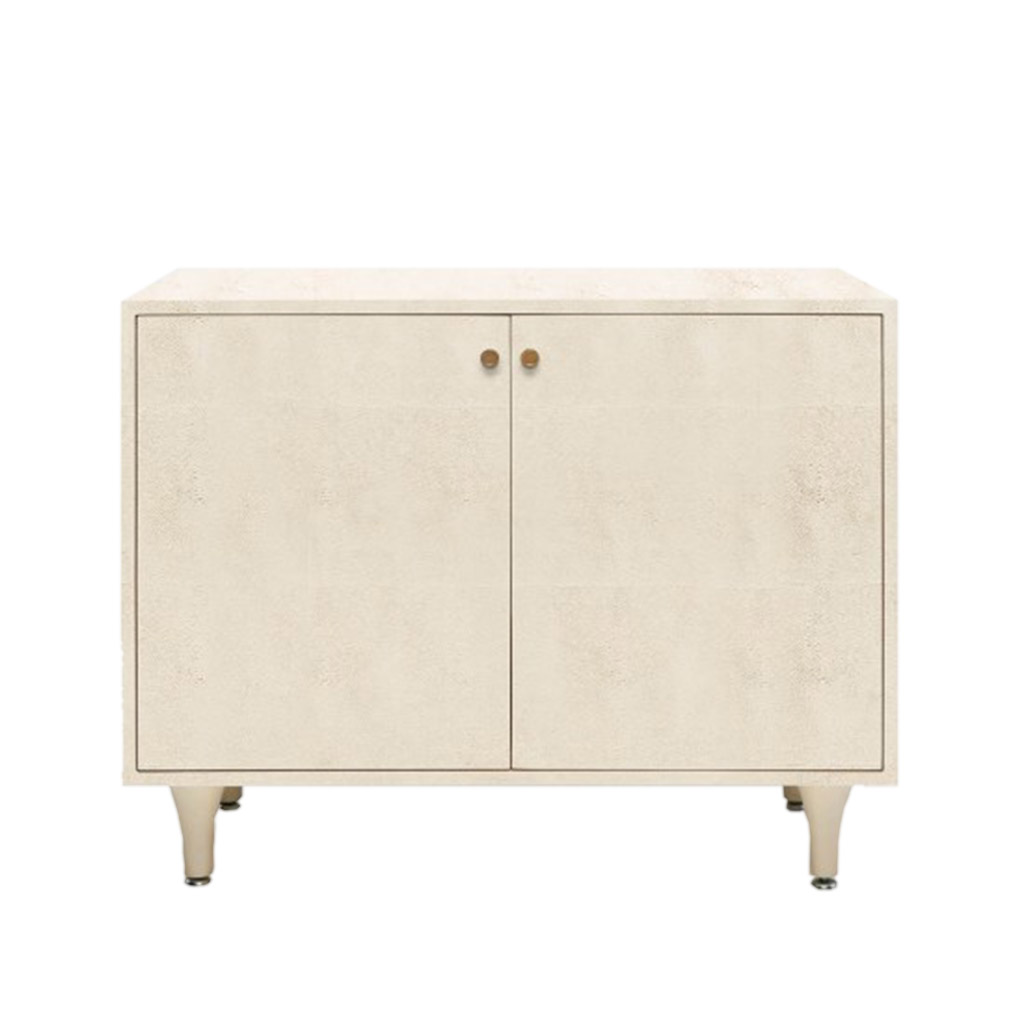 RAMON TWO DOOR BUFFET WHITE