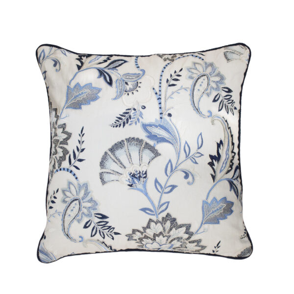 DELFT EMBROIDERY PILLOW