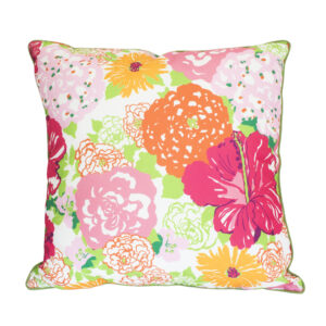 Floral lilly orange pink