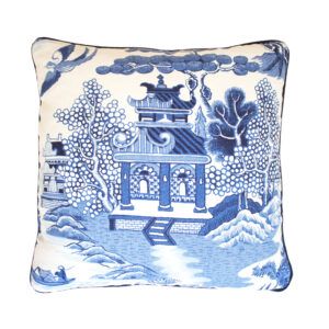 LEE JOFA CHINOISERIE PILLOW