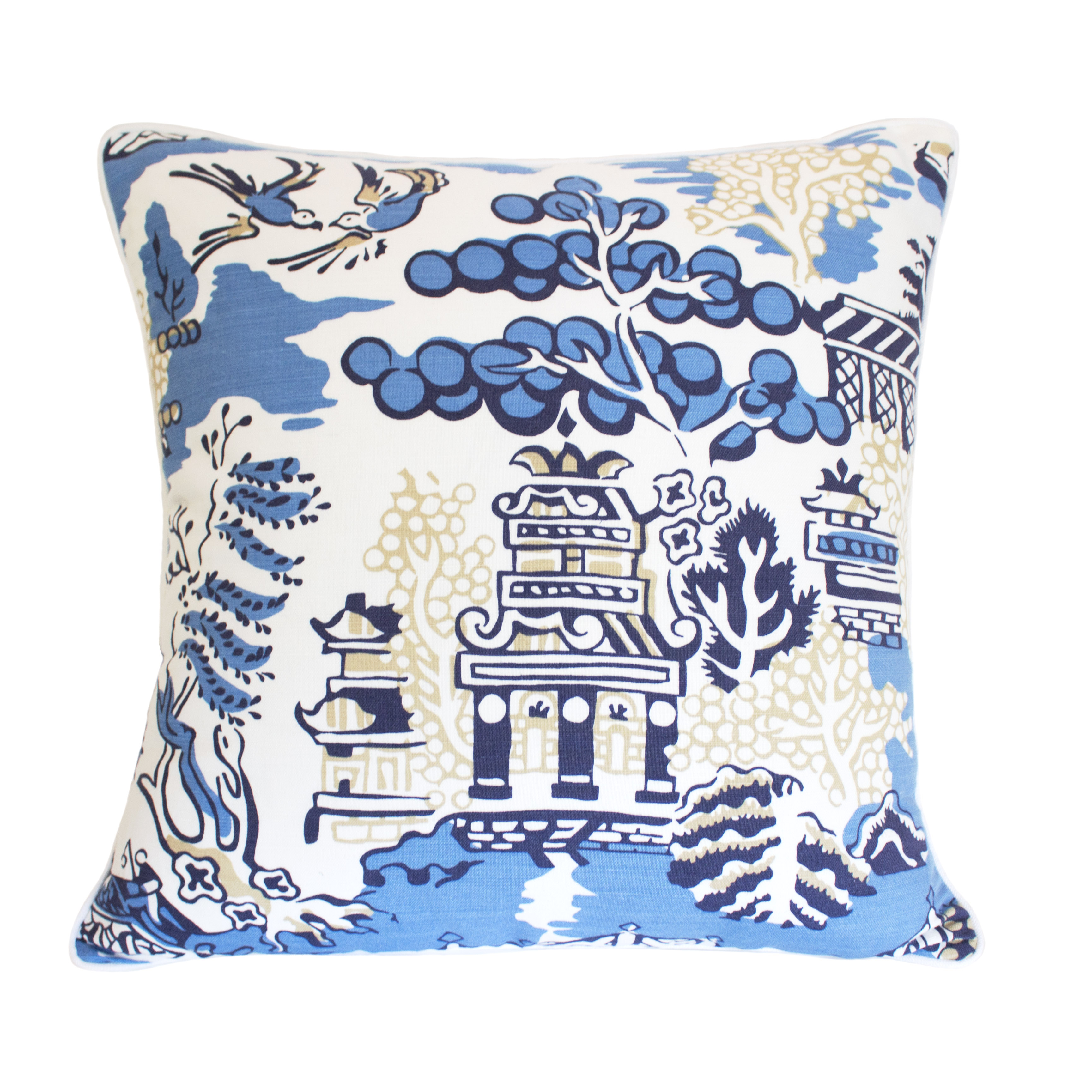 THIBAUT CHOISERIE PILLOW