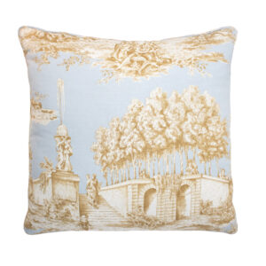 MANUEL CANOVAS TOILE PILLOW