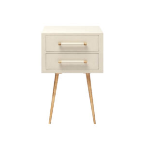 ALENE SINGLE NIGHTSTAND - IVORY
