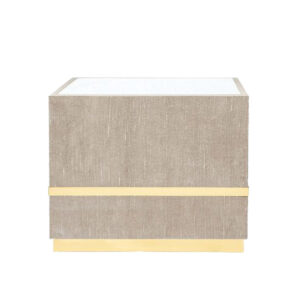 AIMEE COFFEE TABLE - SAND