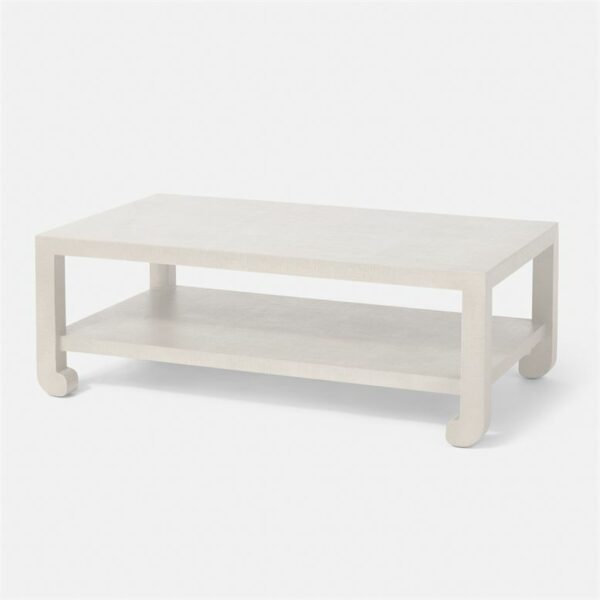 French Gray Coffee Table